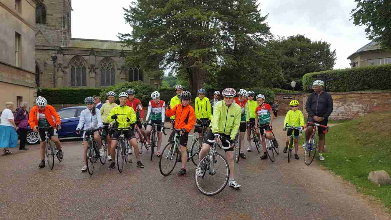 Beeston Road Club continues Britain's cycling craze