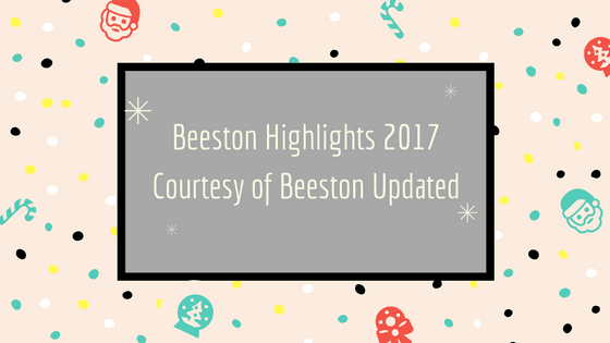 Beeston Highlights of 2017