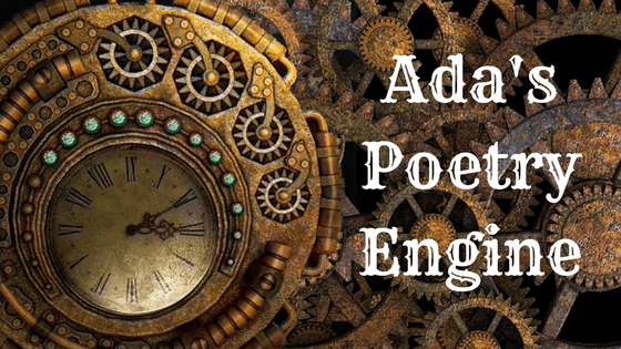 Beeston Poetry: Ada's Poetry Engine