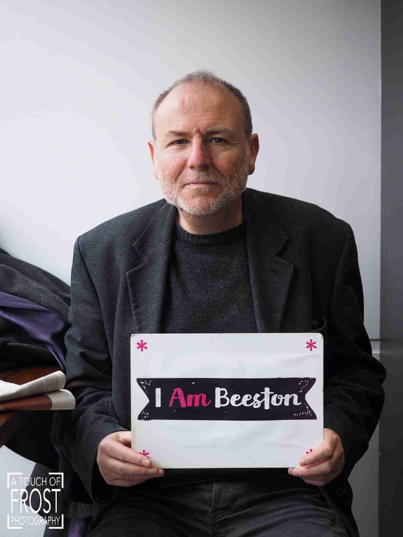 I Am Beeston: Graham Caveney, author