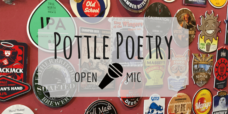 A Pottle of Poetry: Beeston micropub to host poetry open mic