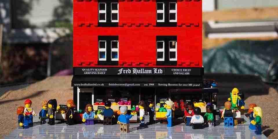 Lego Hallams