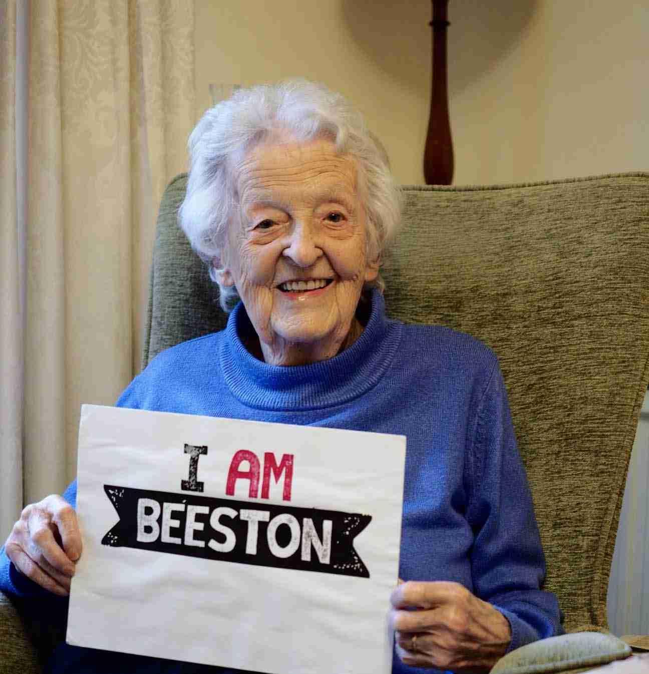 I Am Beeston: Muriel (Penney) Bartlam – Centenarian