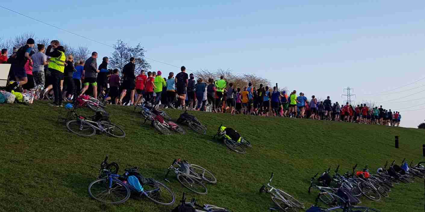 Why Beeston Parkrun is showing no signs of slowing down