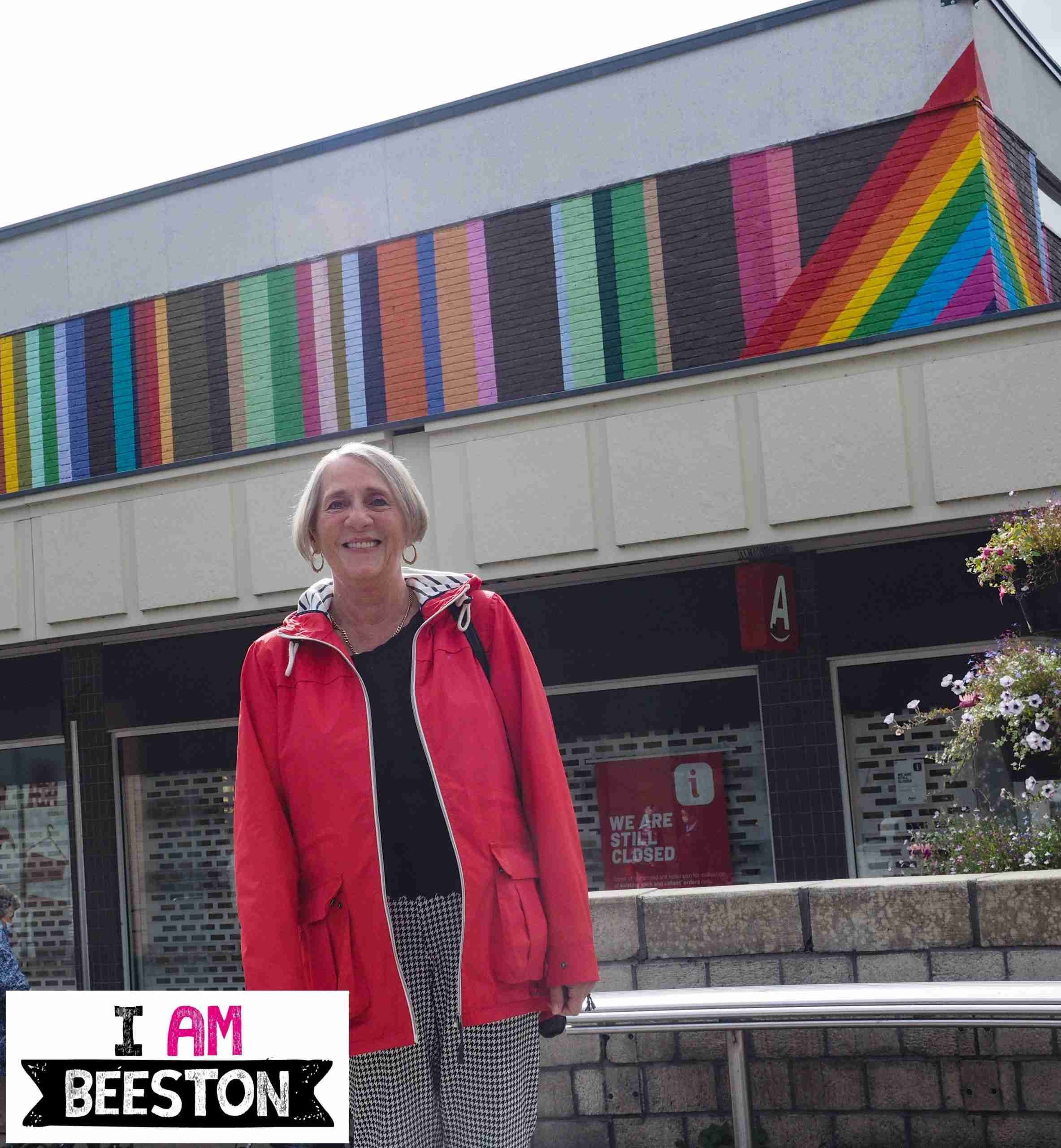 I am Beeston: Lynne Bottomley – Enjoying Life