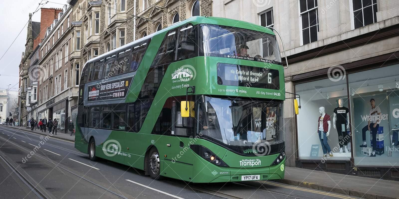 Gary Fox: bus driver