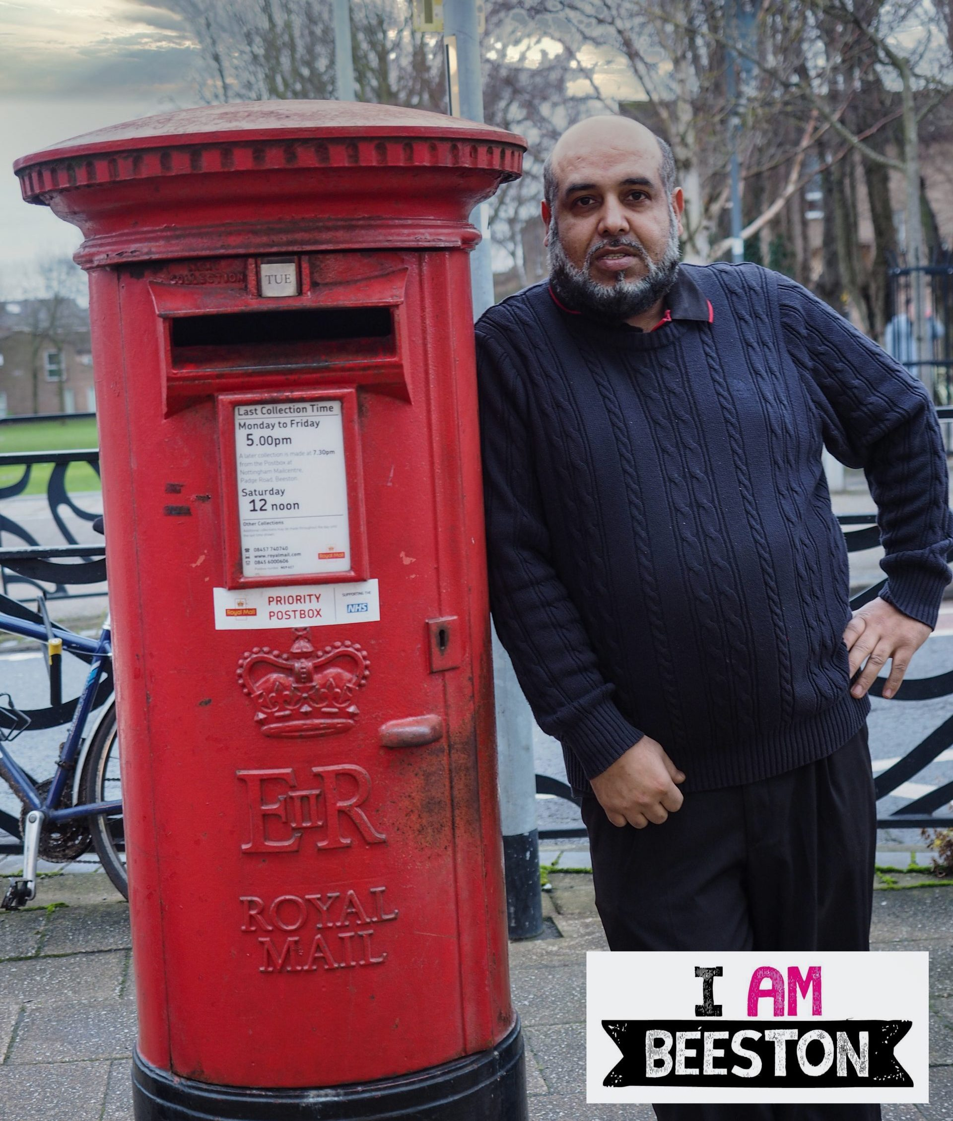 I am Beeston: Jamil Ahmed – Postmaster
