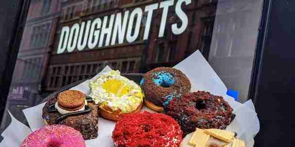 Welcome Doughnotts!